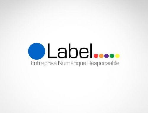 Le nouveau label NR
